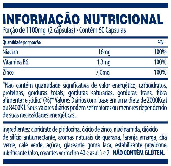 TESTOMORPH 60 CÁPSULAS - ARNOLD NUTRITION