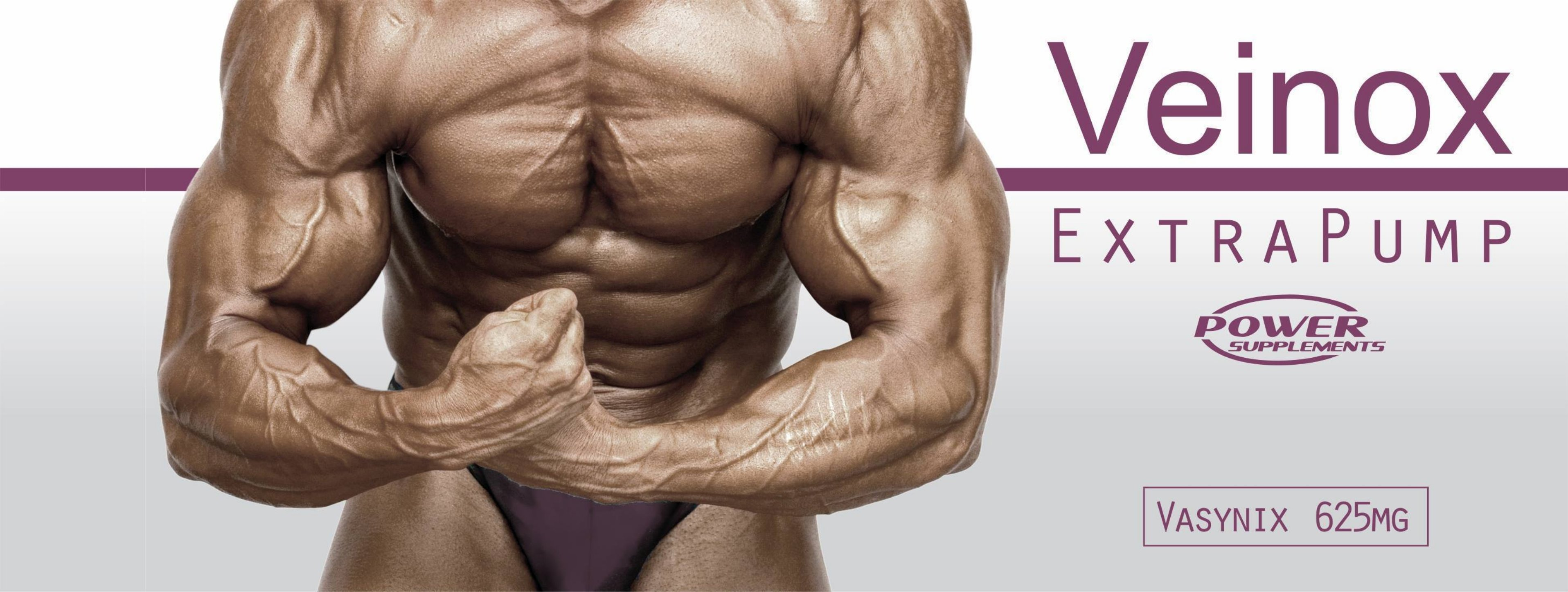 Veinox Power Supplements - Suplemento Vasodilatador