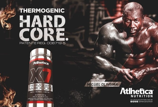 X7 Thermogenic Hardcore Atlhetica