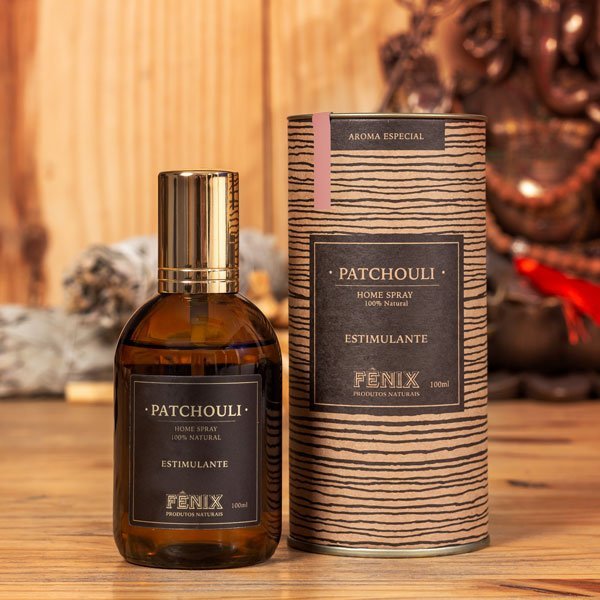 Home Spray de Patchouli