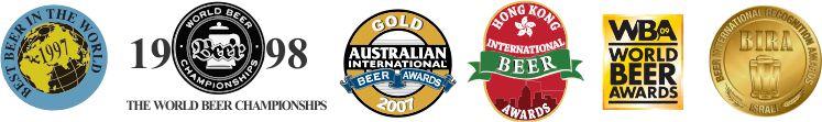 premios da cerveja Delirium Tremens
