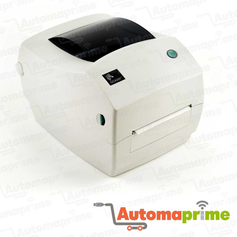 Leve para o seu negócio a impressora de etiquetas GC420