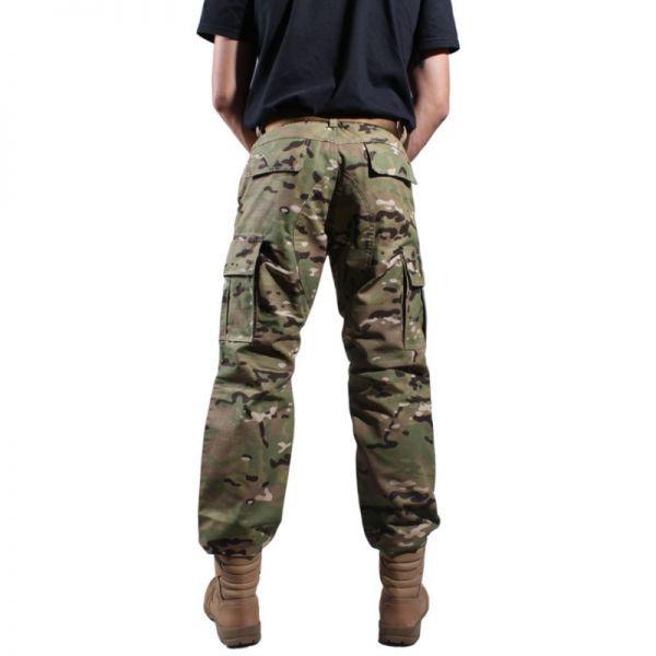 4bafd177b5 Calça tática Combat Bélica Camuflada Multicam | Comprar agora Black ...