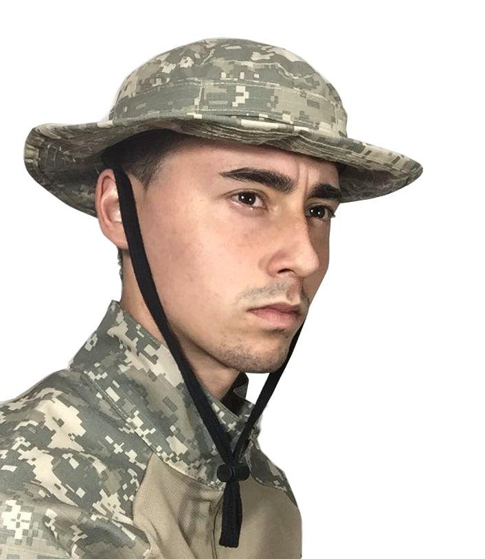 43b93646546ae Chapéu Boonie Hat camuflado Bravo - Digital areia - Imagem 1 ...