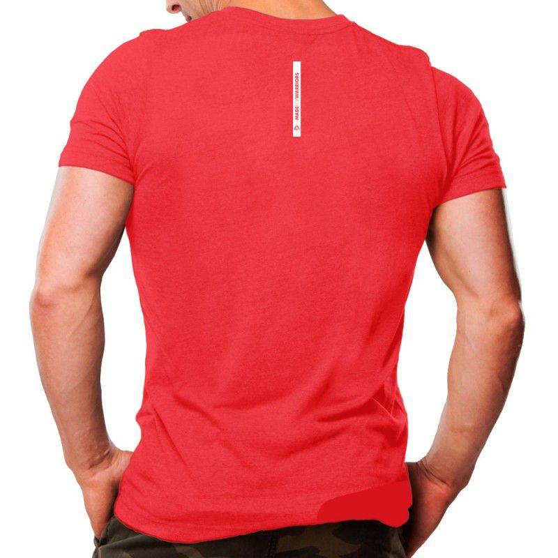 ... Camiseta T-shirt estampada