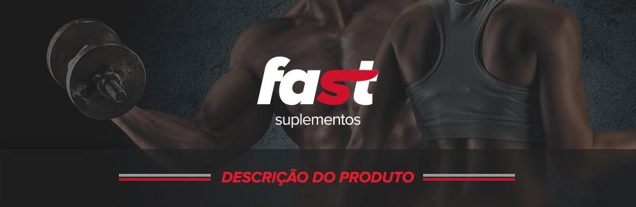 Logo Fast e descrição de produto