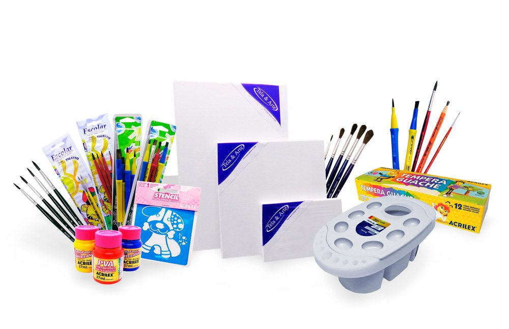 Acesse aqui o kit completo para pintura