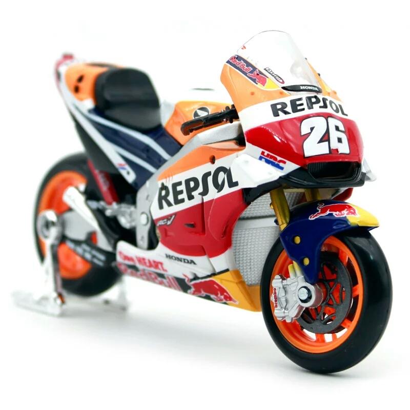 Miniatura Honda MotoGP 2018 Dani Pedrosa #26 Maisto 1:18