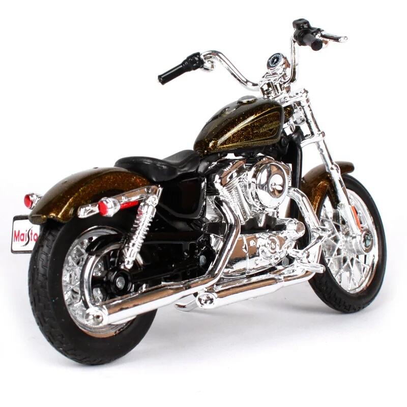 Miniatura Harley Davidson XL 1200V Seventy-two 2013 Maisto 1:18