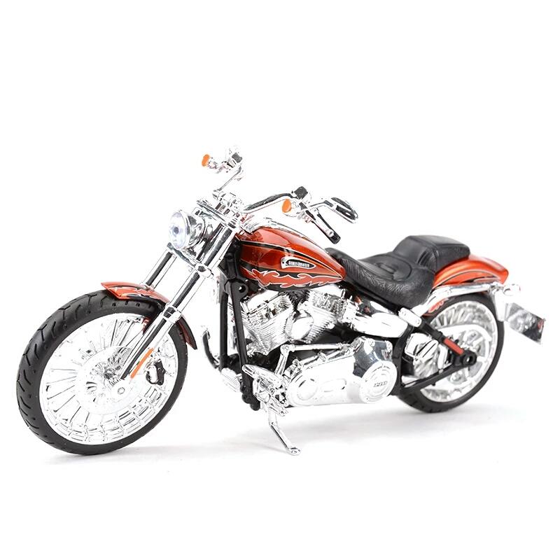 Miniatura Harley Davidson Breakout CVO 2014 Maisto 1:12