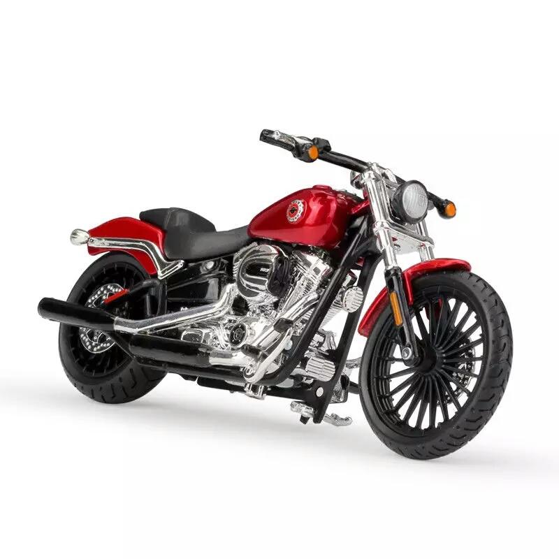Miniatura Harley Davidson Breakout 2016 Maisto 1:18