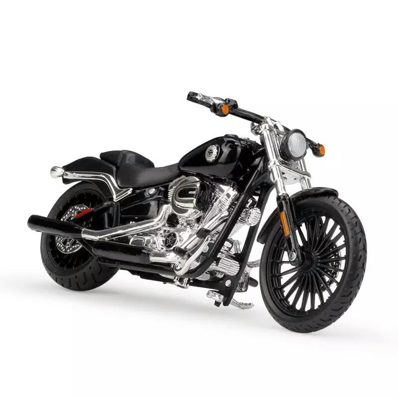 Miniatura Harley Davidson Breakout 2016 Maisto 1:18 preto