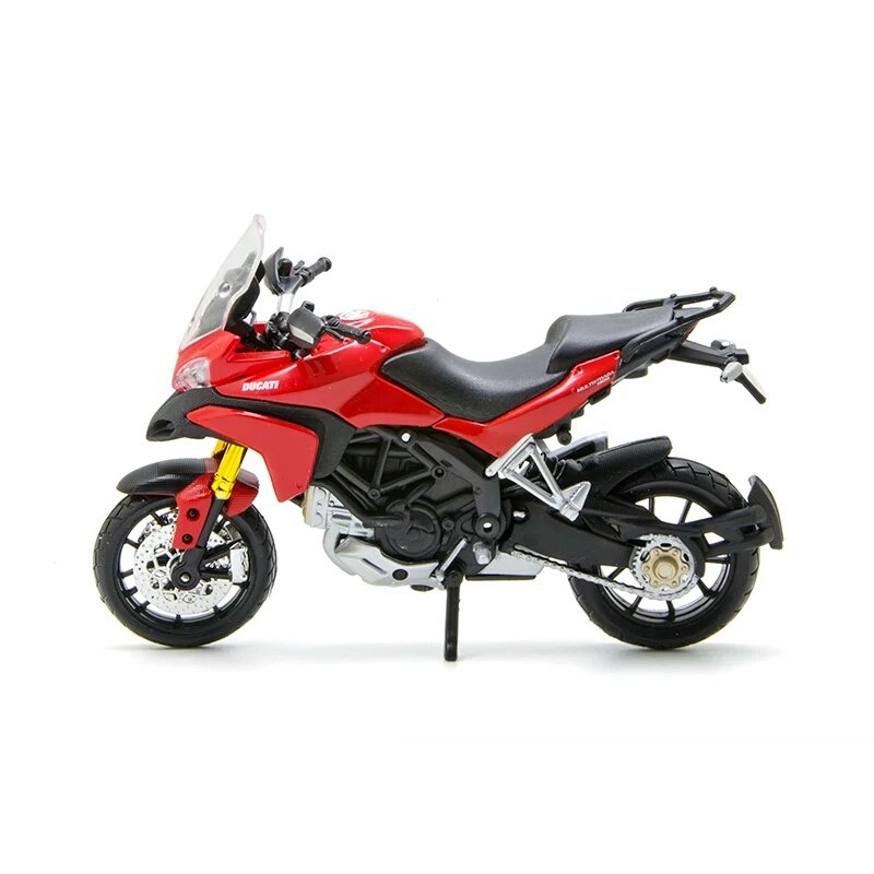 Miniatura Ducati Multistrada 1200S 2010 Maisto 1:18