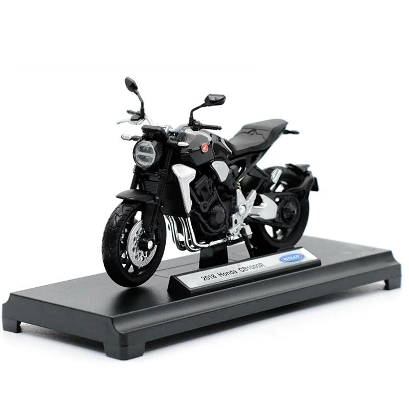 Miniatura Honda CB 1000R 2018 Welly 1:18