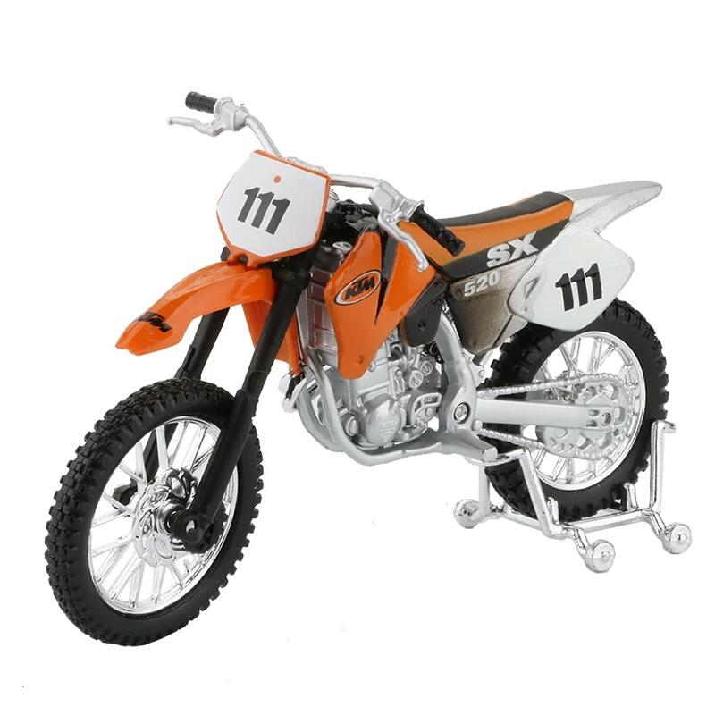 Miniatura KTM 520 SX 1998 Maisto 1:18