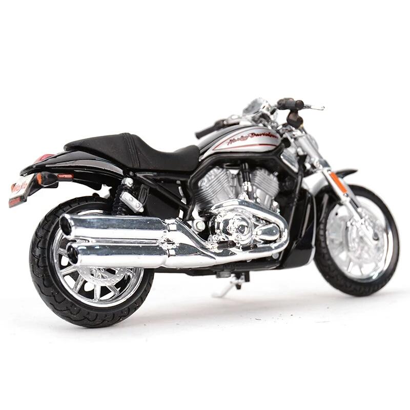 Miniatura Harley Davidson VRSCR Street Rod 2006 Maisto 1:18