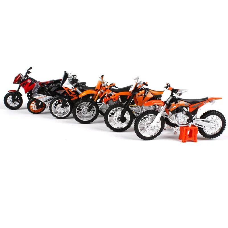 Miniaturas de motos KTM