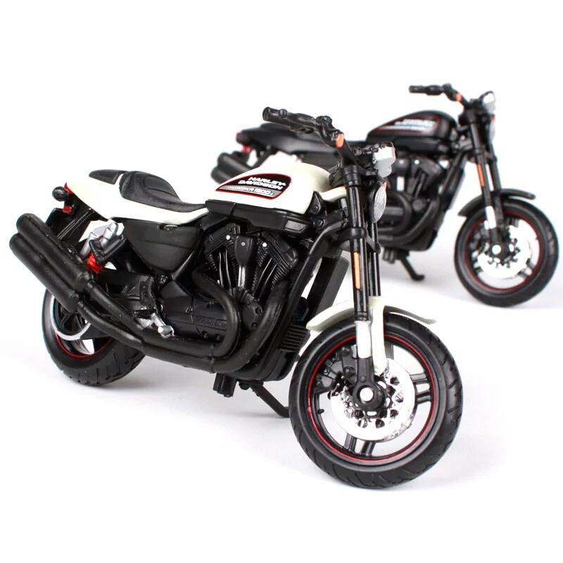Miniatura Harley Davidson XR 1200X 2011 Maisto 1:18