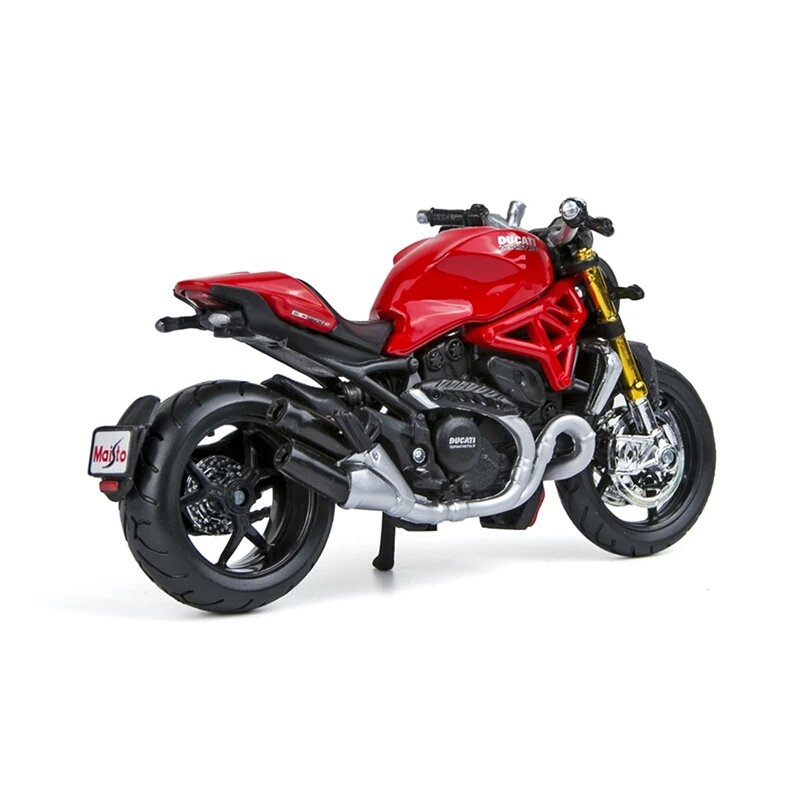 Miniatura Ducati Monster 1200S 2014 Maisto 1:18
