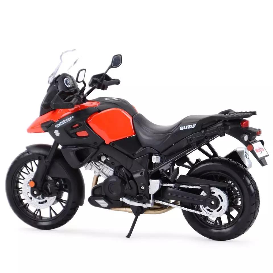 Miniatura Suzuki V-Strom 1000 2019 Maisto 1:12