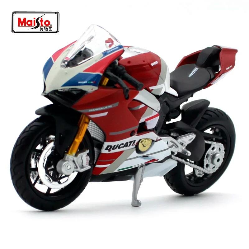 Miniatura Ducati Panigale V4 S Corse 2019 Maisto 1:18