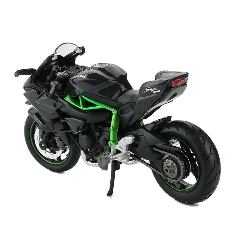 Miniatura Kawasaki Ninja H2R 2015 Maisto 1:12