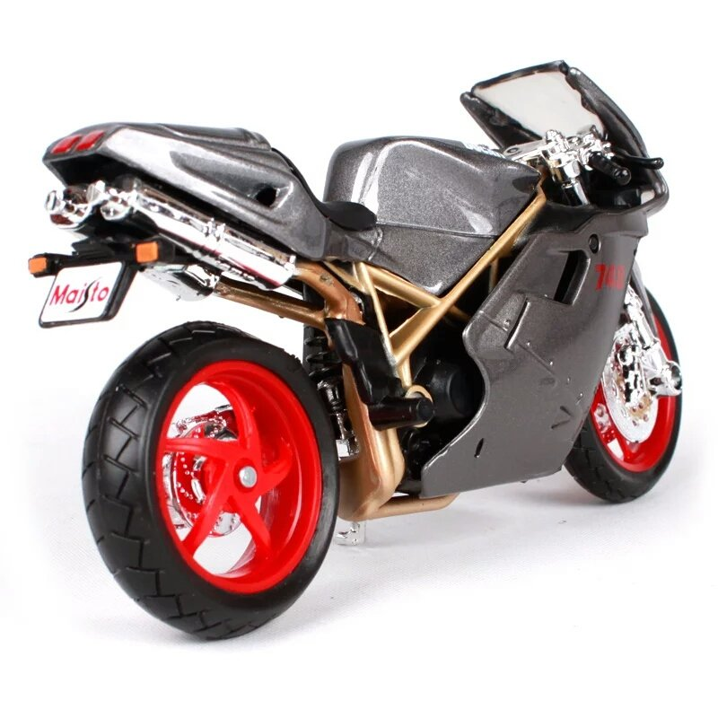 Miniatura Ducati 748 Maisto 1:18