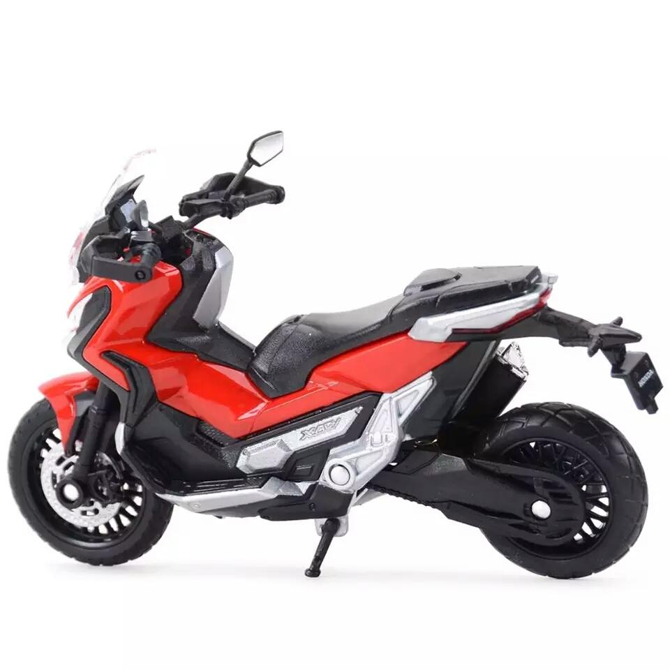 Miniatura Honda X-ADV 750 2018 Welly 1:18