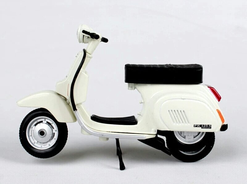 Miniatura Vespa PK 125 Automatica 1984 Maisto 1:18