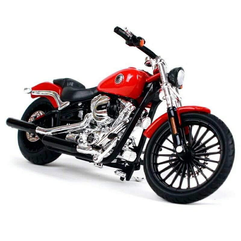 Miniatura Harley Davidson Breakout 2016 Maisto 1:18 series 36