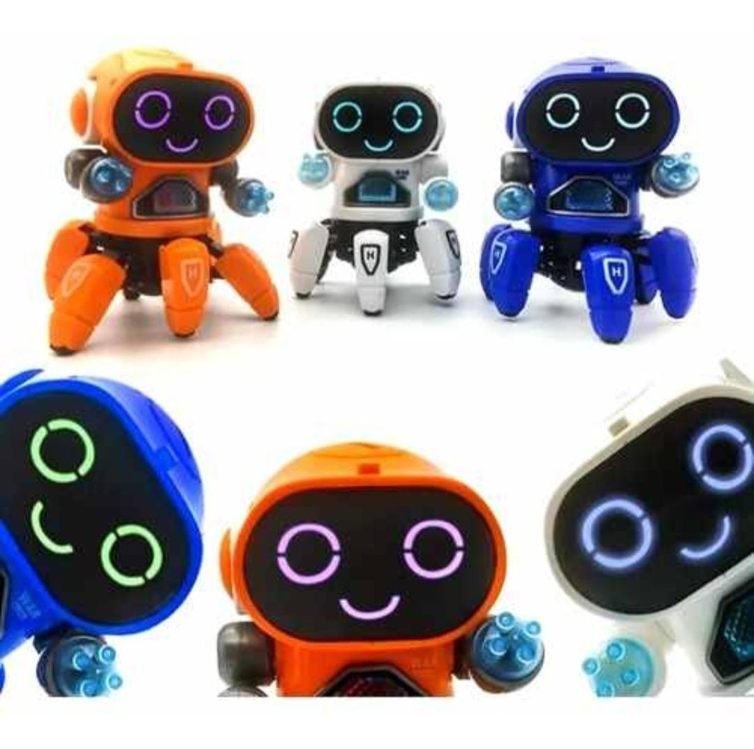 Boneco Robô genext