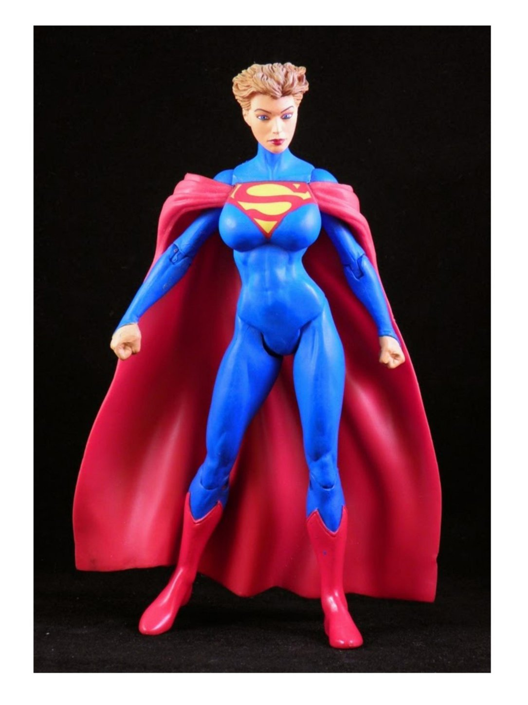 DC Direct Elseworld´s Finest Supergirl Series 3 Action Figure
