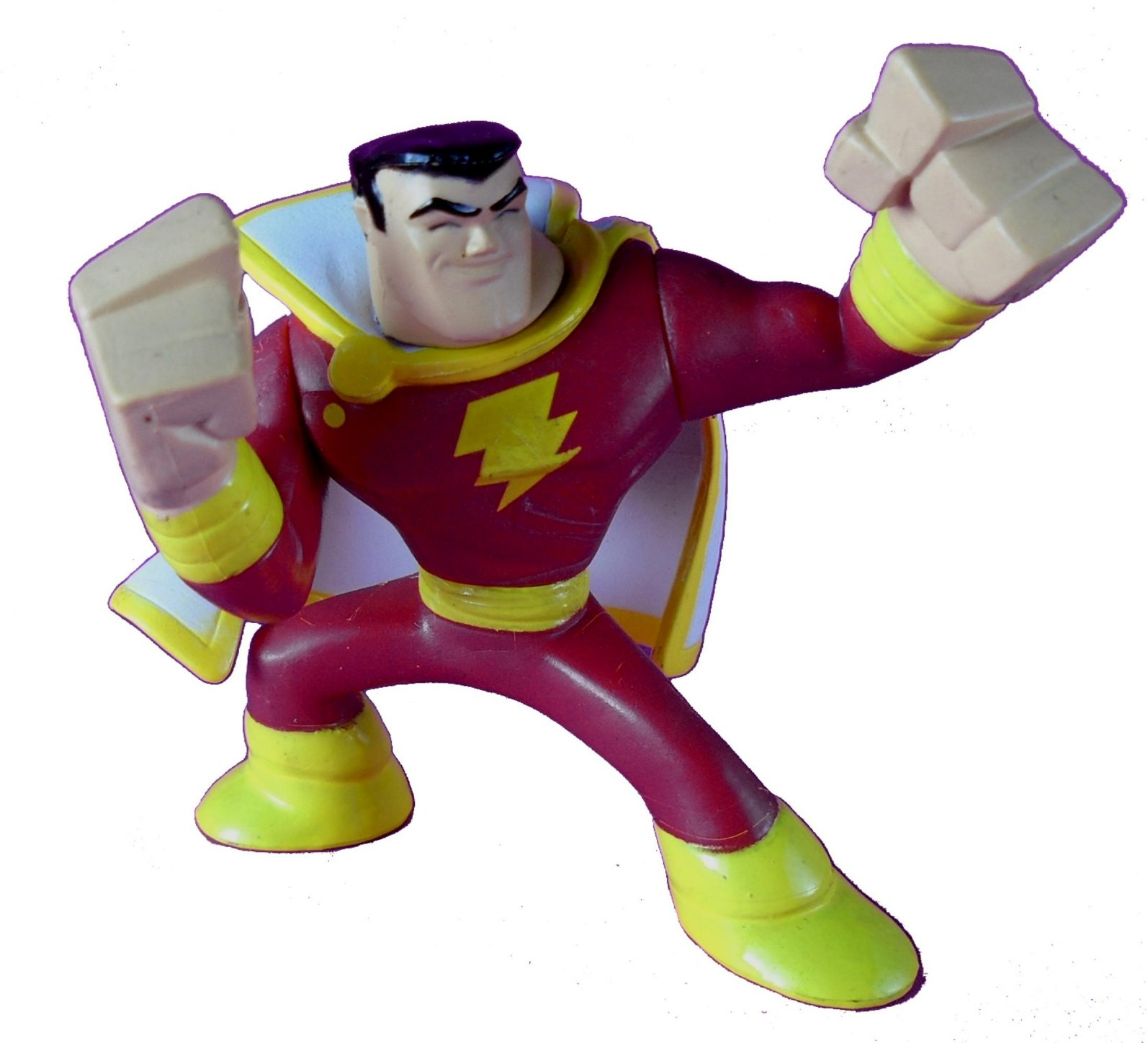 DC Universe Action League Shazam Loose