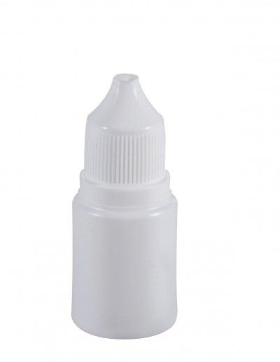 frasco conta gotas 10 ml branco