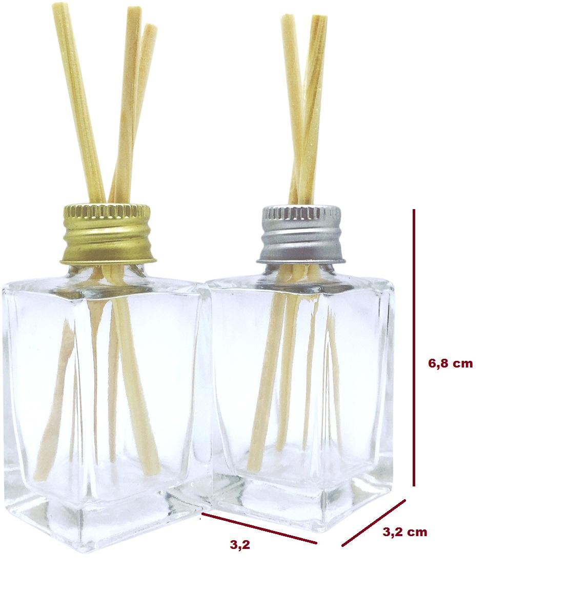 vidro para aromatizador 30 ml atacado