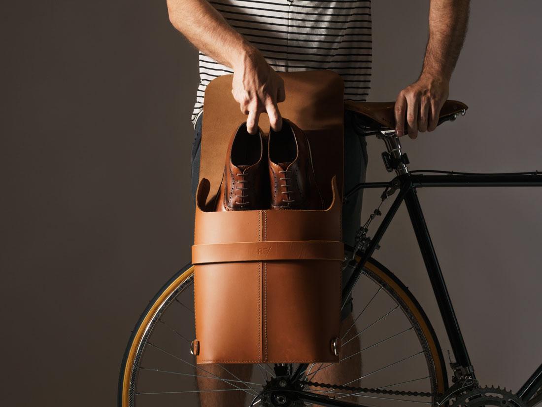 O Alforge Pala carrega na bike tudo o que você precisa