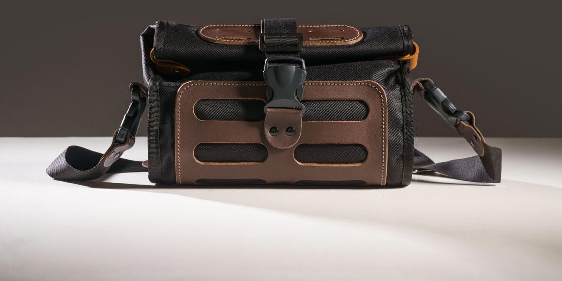 A bolsa Malacara é leve e ao mesmo tempo resistente.