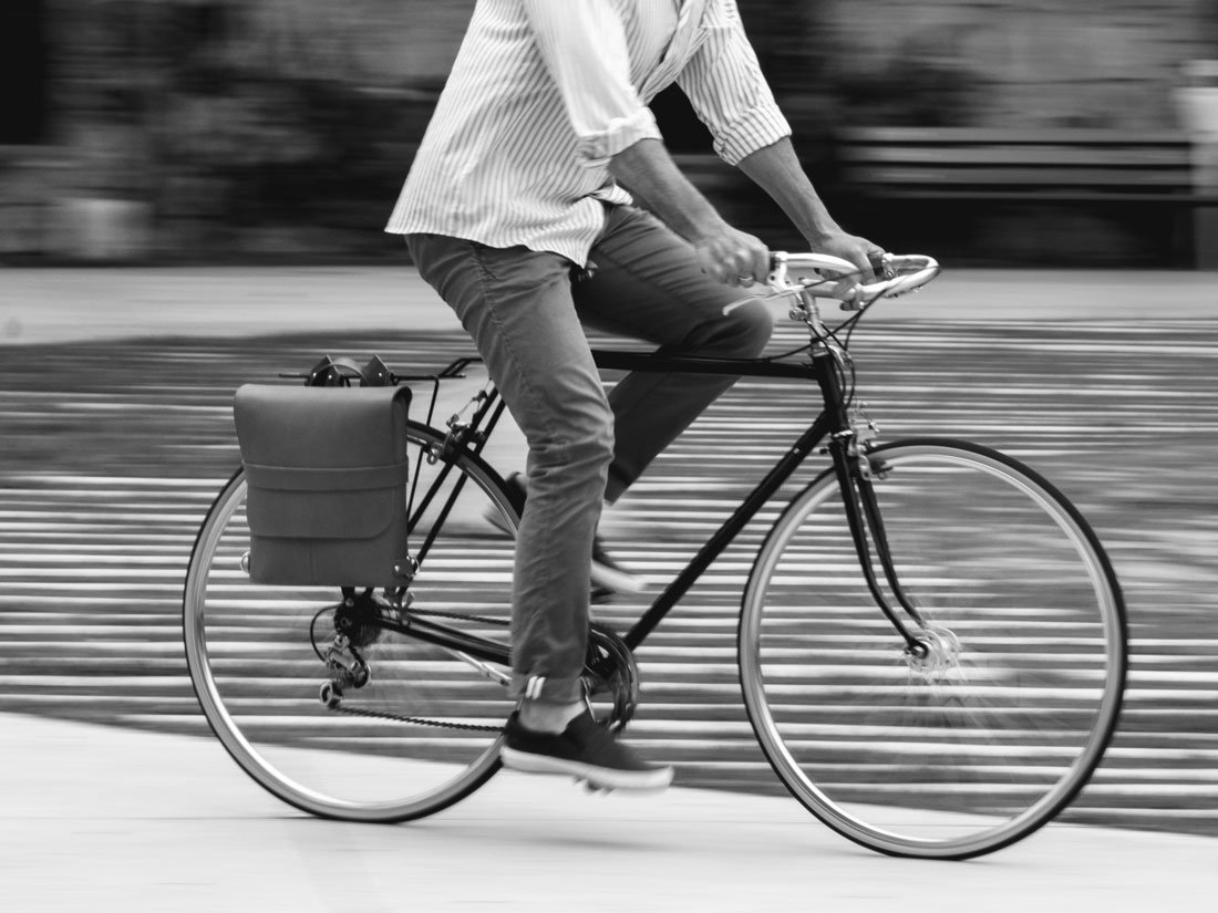 Kit para Bicicleta com Mochila Pala