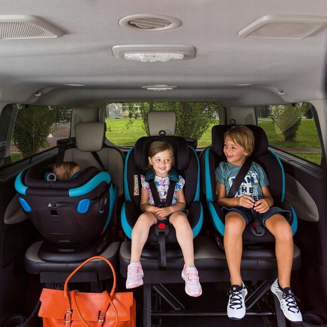 Cadeira Auto seat 4 fix  - Chicco