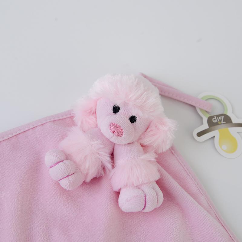 Blanket Atoalhado Lili - Zip Toys