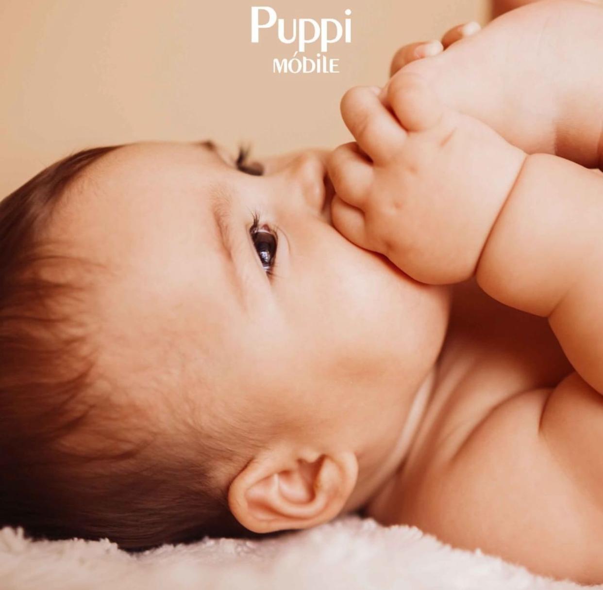 Berço Confort 3 em 1 Branco - Puppi Móbile
