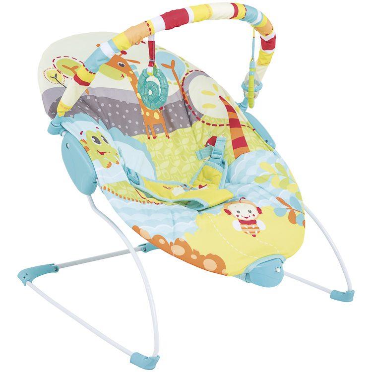 Cadeira de Descanso Joy Amarelo - Kiddo