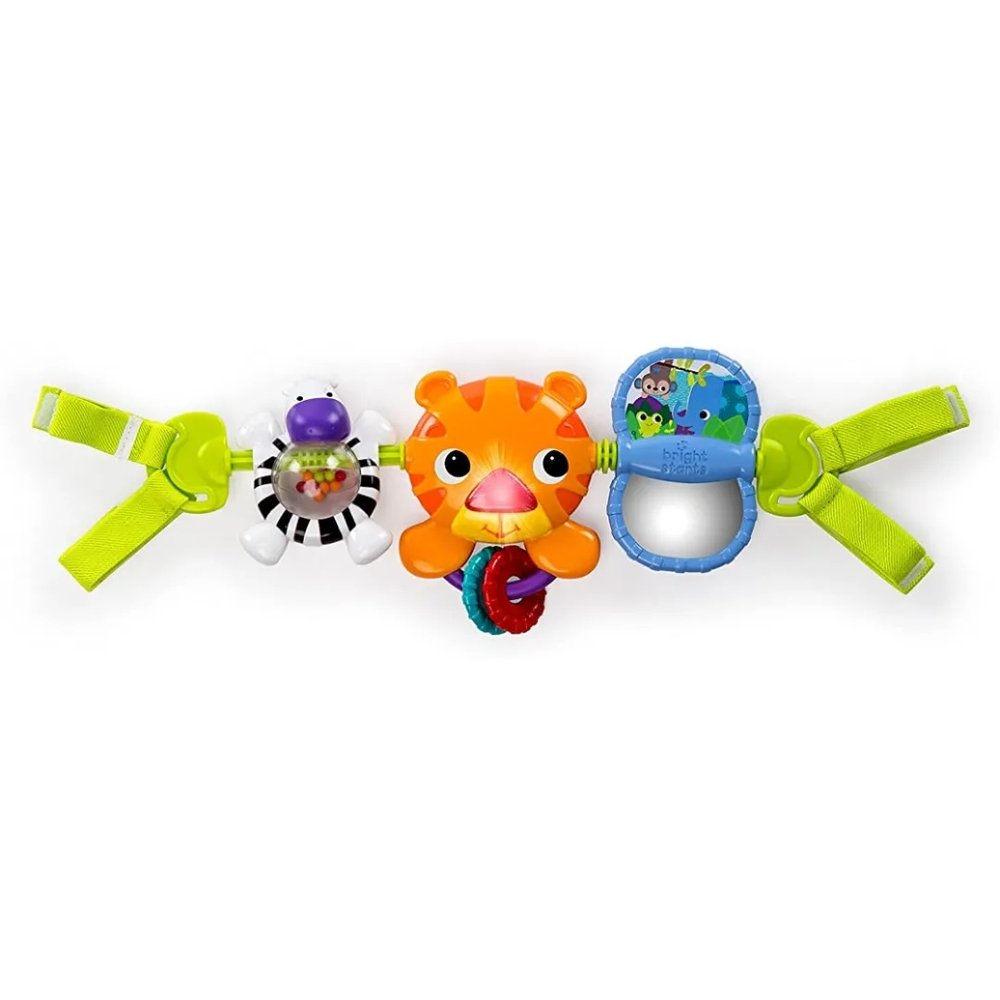 Take along Tiger Carrier Toy Bar - Bright Starts