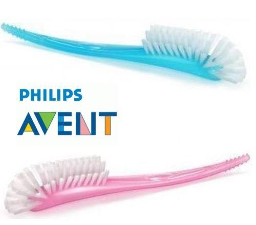 Escova para Mamadeiras e Bicos Azul- Philips Avent