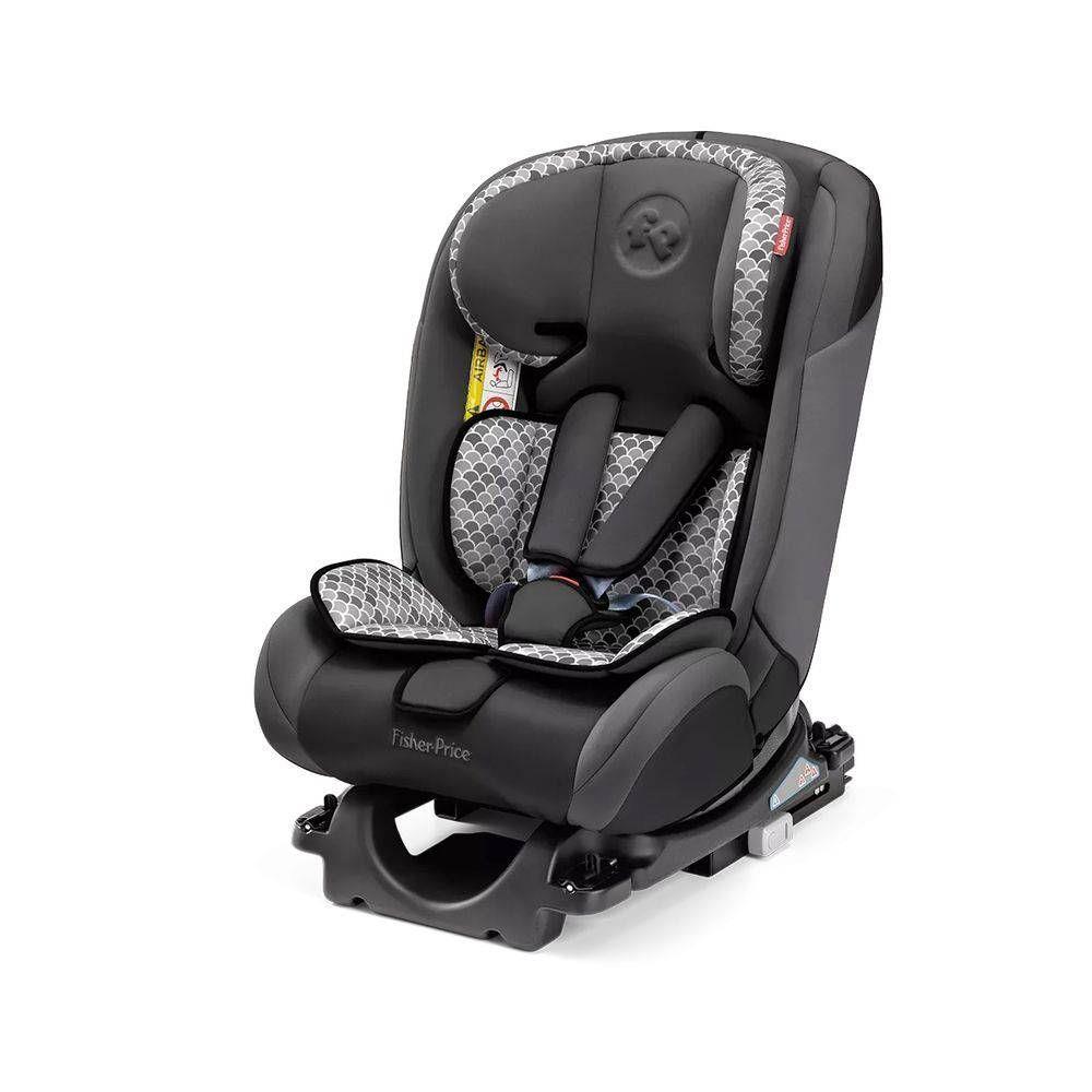 Cadeira para Auto All-Stages Fix de 0 à 36 Kg Cinza - Fisher Price