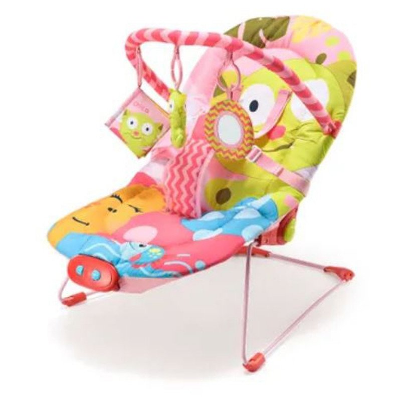 Cadeira de Descanso Little Nap Gato - Multikids