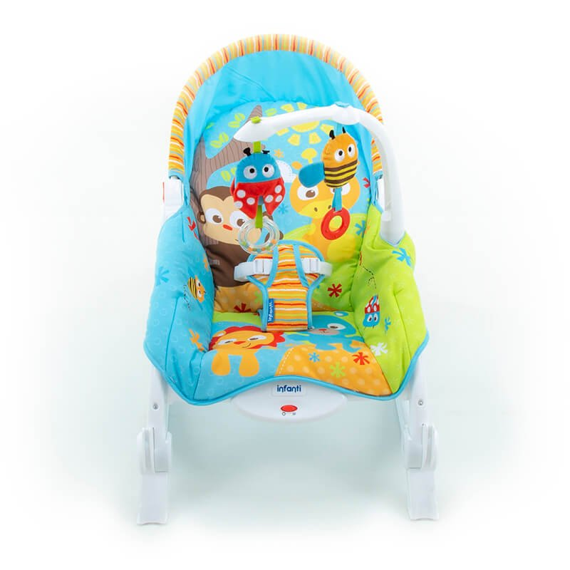 Cadeira Bouncer Pisolino Jungle - Infanti