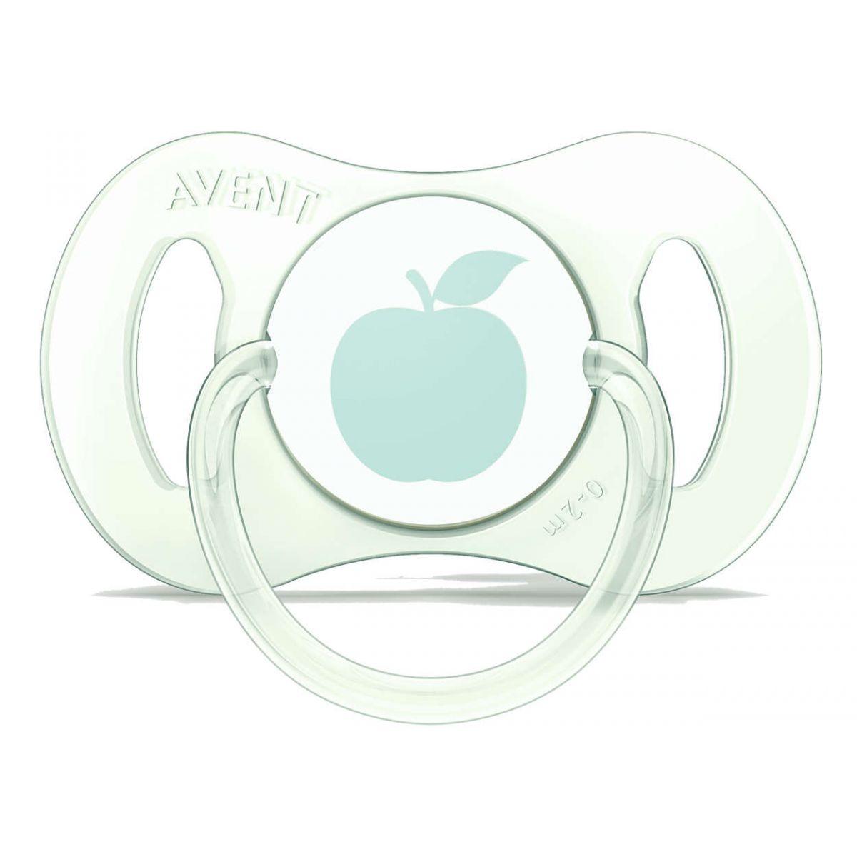 Mini Chupeta 0-2 meses verde Philips Avent