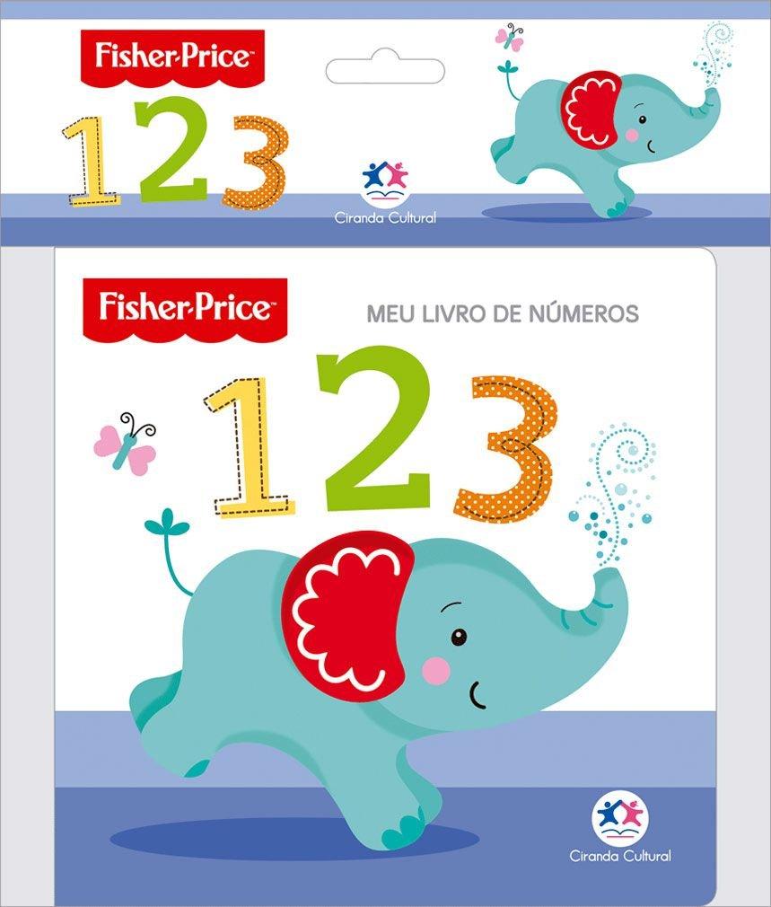 Livro de Banho - Fisher Price