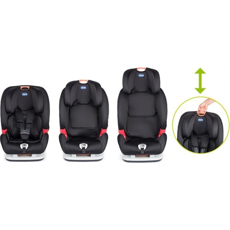 Cadeira Auto Youniverse Pearl 9 a 36kg - Chicco
